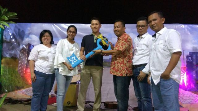 Pisah Sambut General Manager BATIQA Hotel Palembang