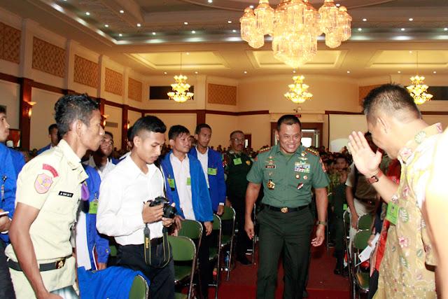 Panglima TNI : Kekayaan Alam Indonesia Jadi Incaran Negara Asing