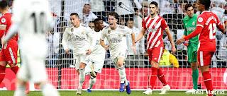 Ya conocemos el horario del Real Madrid-Girona de Liga