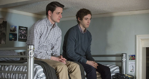 Jared y Richard - Silicon Valley - Temporada 3