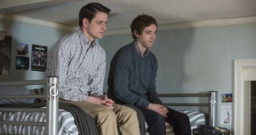 Jared y Richard - Silicon Valley - Temporada 3