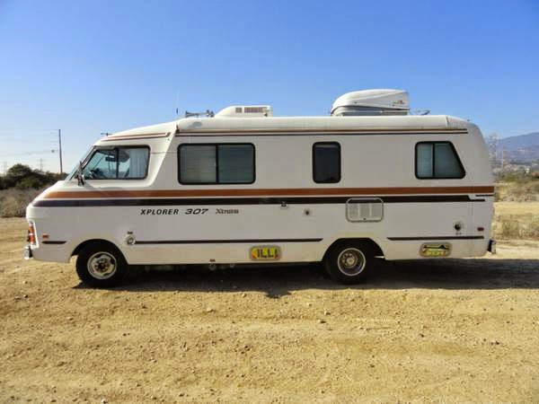 Used RVs 1983 Xplorer 307 Xtrava Motorhome For Sale by Owner