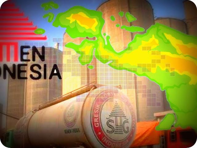 Tekan Harga Semen, PT Semen Indonesia Rangkul 4 Perusahaan