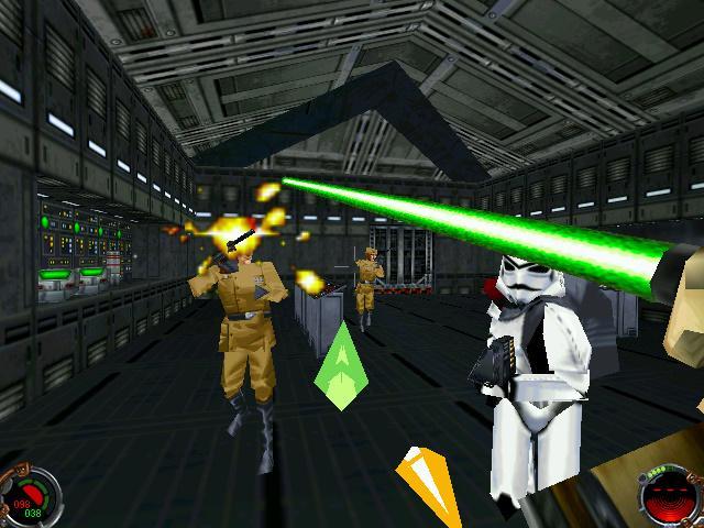 Star Wars Jedi Knight: Dark Forces II (1997) - Neojosue's ...