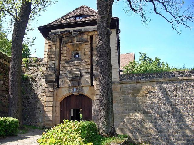 hrabina, uwięziona, Cosel, zamek