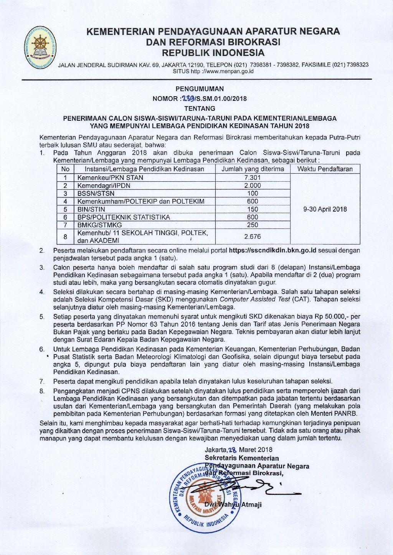 Pendaftaran  Pengisian Fomulir   Diperhatikan  Mendaftar Situs Resmi Sscndikdin Bkn Go Id