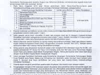 Fomulir Pendaftaran Sscndikdin.Bkn.go.id 2018/2019