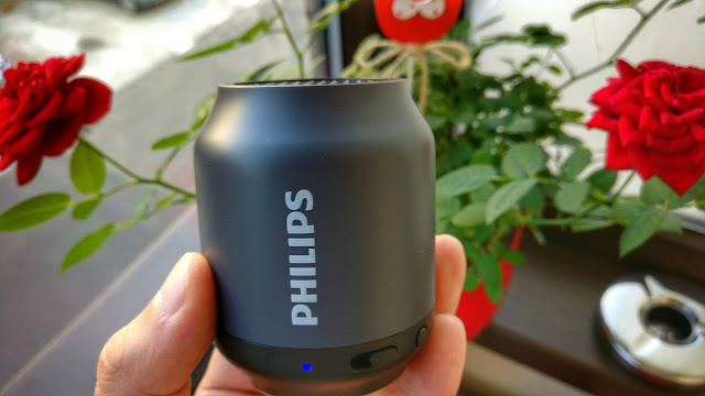 Boxa portabila bluetooth PHILIPS BT25B | Review, Unboxing și Specificații