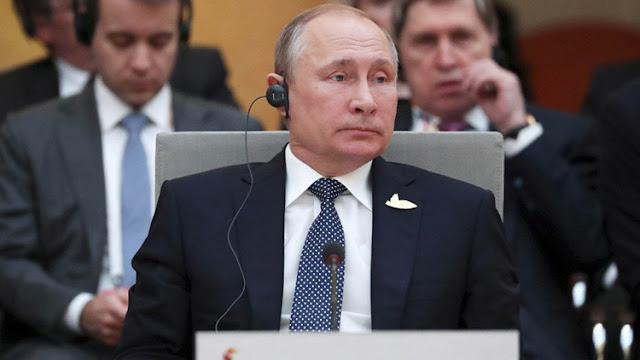 """Putin: """"Rusia se opone al proteccionismo y a la politización del comercio"""""""