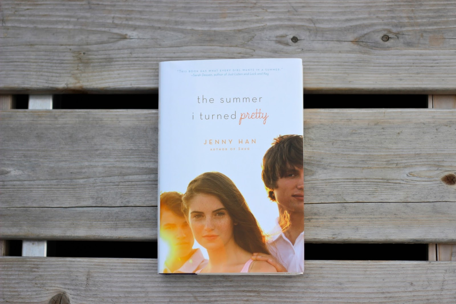 THE SUMMER I TURNED PRETTY by Jenny Han | YAKO Books