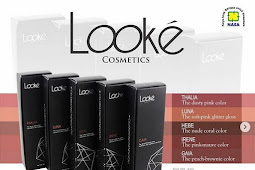 Looke Holy Lip Cream NASA (Hebe, Gaia, Thalia, Irene, Luna)