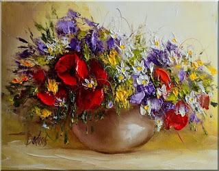 espatula-flores-pintadas-cuadros