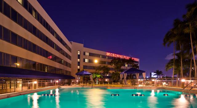 Duração da hospedagem em Miami