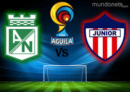 Atlético Nacional vs Atlético Junior