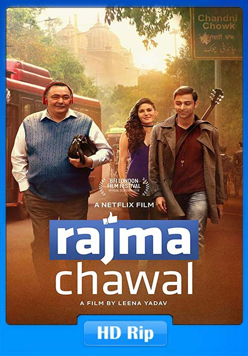 Rajma Chawal 2018 Hindi 720p Proper HDRip x264