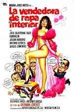 La vendedora de ropa interior (1982)