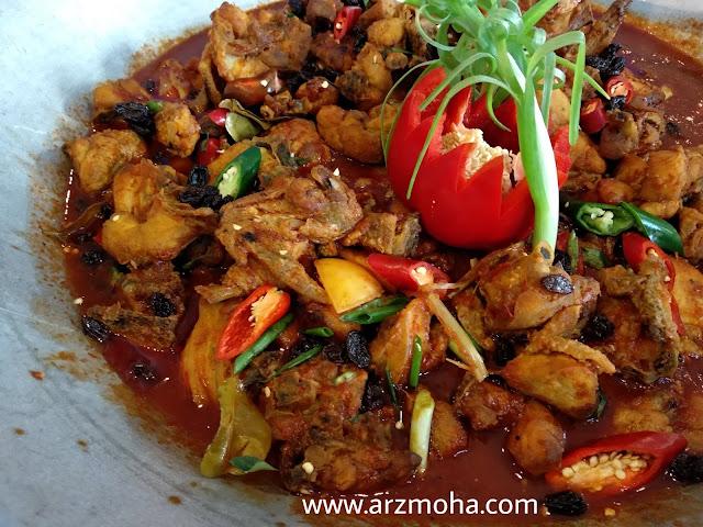 menu buffet ramadhan vistana hotel penang, buffet ramadhan vistana hotel 2018, menu berbuka buffet ramadhan 2018, 101 resipi tok wan menu tradisional melayu,