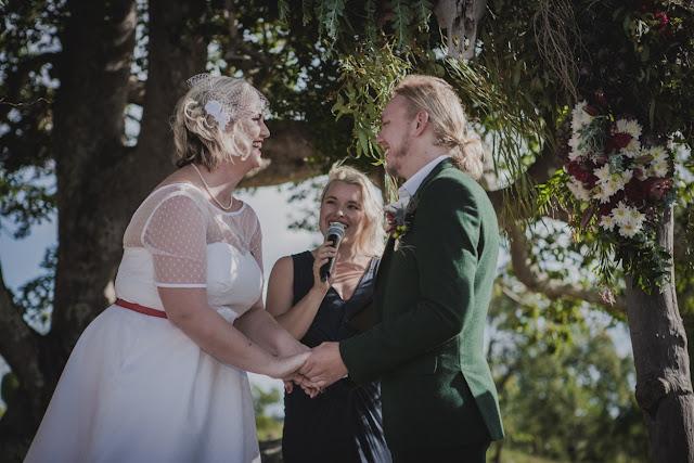 SUNSHINE COAST WEDDING CELEBRANT MARRIAGE RAW BONES PHOTOGRAPHY