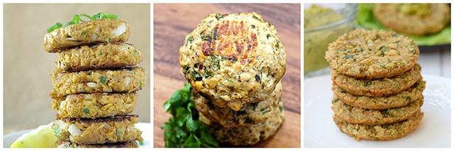 Tuna Cakes, Pattis & Burgers Recipes: 17 Ideas for Using Canned Tuna Round-Up