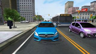 تحميل لعبة قيادة السيارة في المدينة City Driving 3D للاندرويد