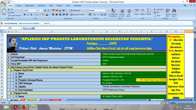 Aplikasi SKP Pranata Laboratorium Kesehatan