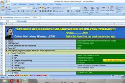 Aplikasi SKP Pranata Laboratorium Terampil, Hitung Angka Kredit Otomatis