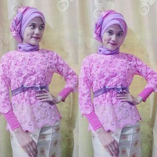 Contoh Hijab Kebaya Muslim