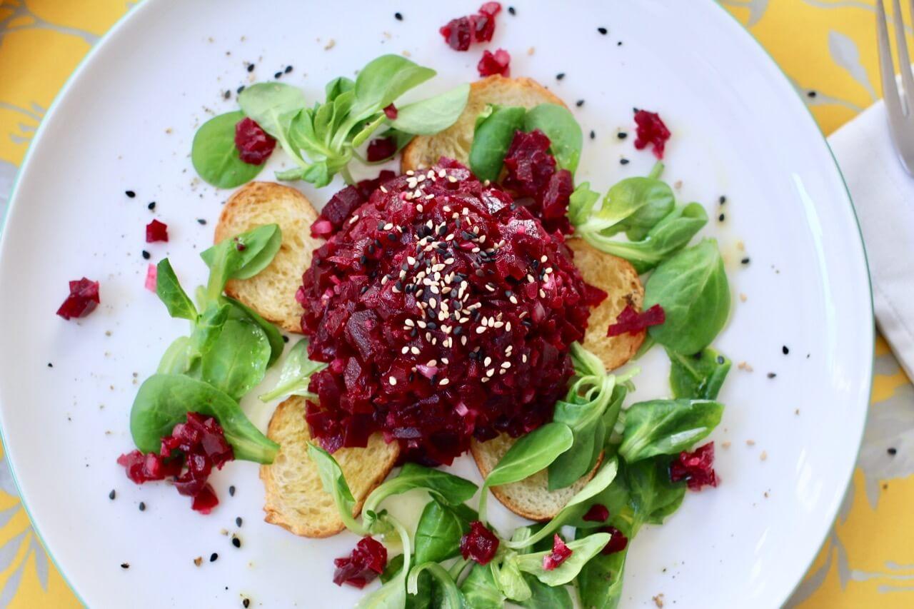 Rezept Rote-Rübe-Tatar