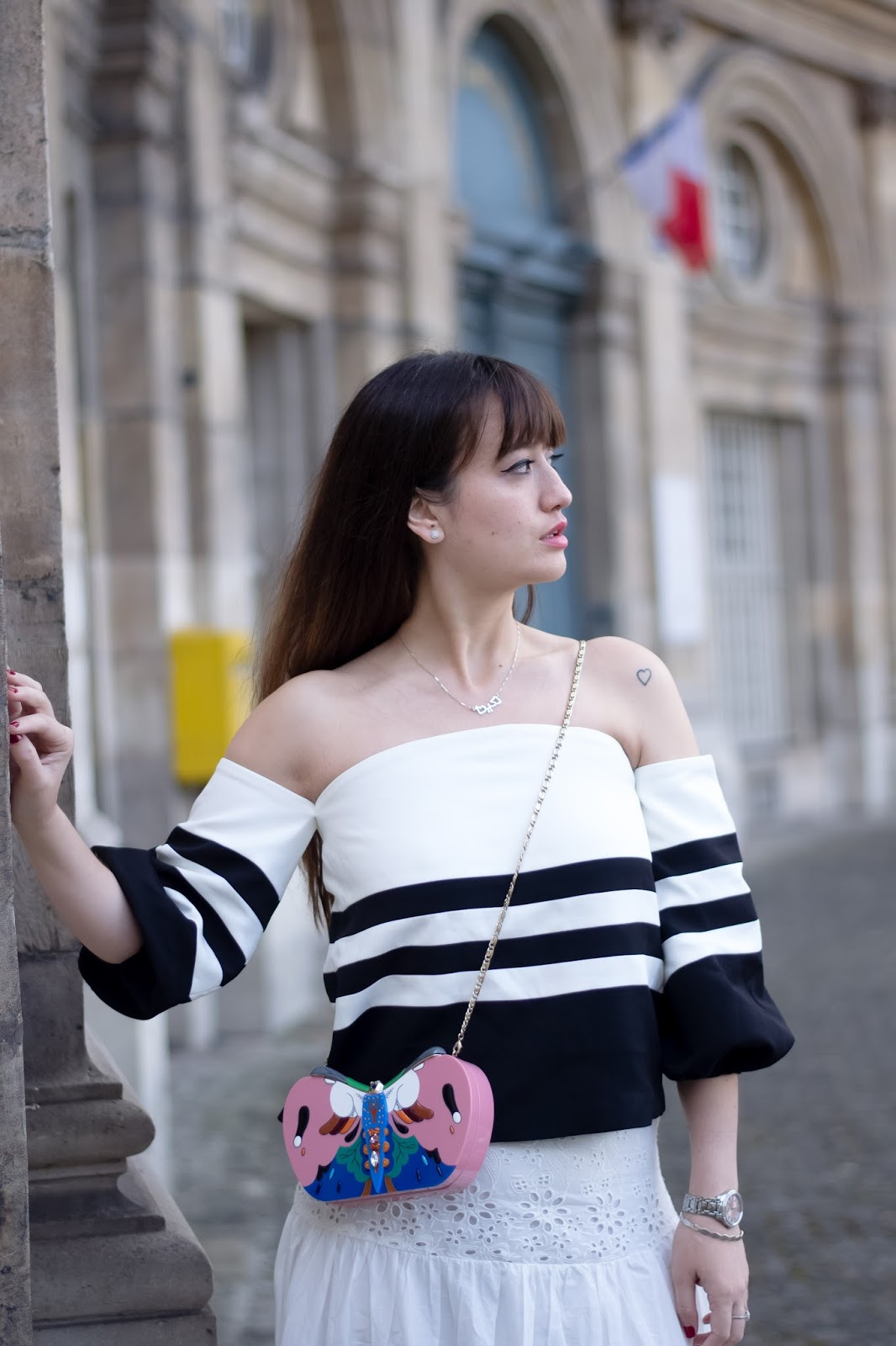 meetmeinparee, blogger, fashion, look, paris, style, chic, street style, shiatzy Chen