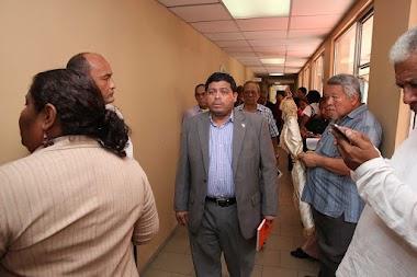 La CGTP se pronuncia en apoyo del Compañero Filemón Medina del Sindicato de Periodistas.