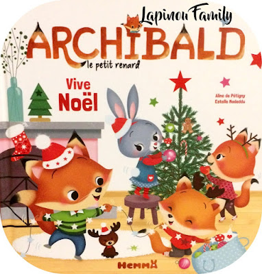 archibald vive noel