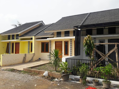 Rumah dijual di bekasi timur SHM Dinding Bata Merah,Harga paling murah
