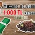 Miksone İle Günlük 1000 TL Para Kazanma Taktiği !! İşte Kanıtlarıyla Birlikte Yöntemleri !!
