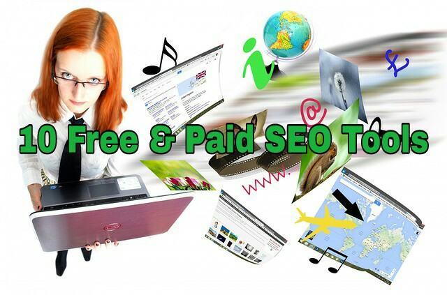 Top 10 Free and Paid SEO Tools | टाॅप 10 SEO टूल