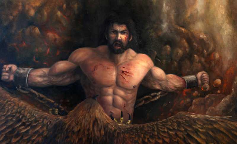 O Mito de Prometeu - O Ladrão do Fogo
