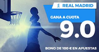 Paston Megacuota Liga Endesa: Iberostar Tenerife vs Real Madrid 4 noviembre