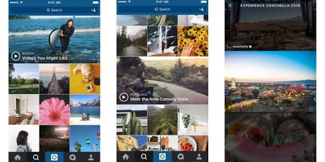 Instagram cập nhật thêm nhiều tính năng video