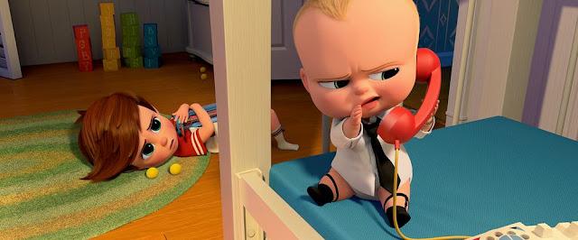 Mimi šéf (The Boss Baby) – Recenze