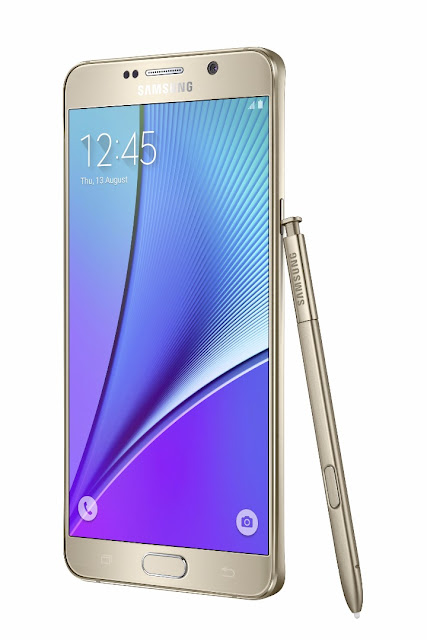 Samsung Galaxy Note 5 - Gold Platinum