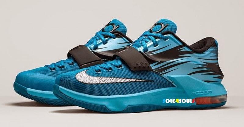 san francisco eabc1 ff92d Nike KD 7 EP Road Camo