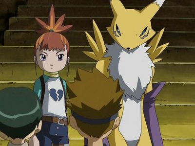 Digimon: System Restore: Tamers Episode 26: Kazu and Kenta's