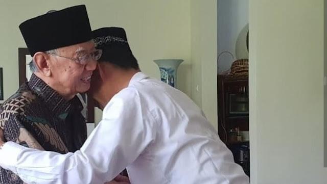 Usai Bertemu Habib Luthfi - Mbah Moen, Ustaz Abdul Somad Sowan ke Gus Sholah