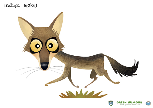 Jackal Cartoon Episodes - 0425