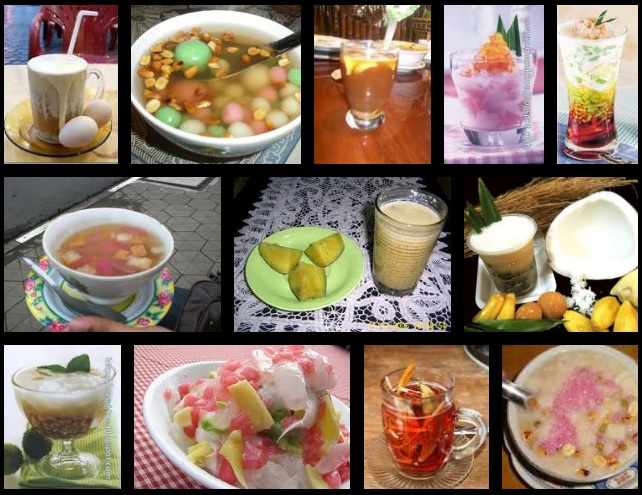 Monster Bego 13 Minuman Tradisional Khas Indonesia Yang Enak Dan