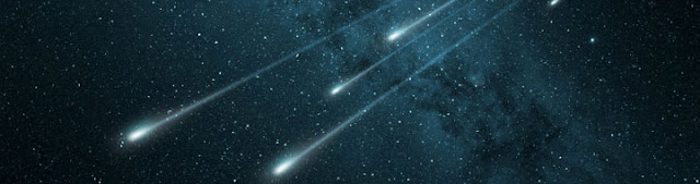 Chuva de meteoros Geminidas - 13 e 14 de dezembro