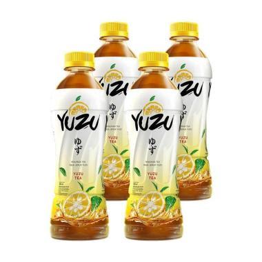 Cari Minuman Segar Alami Hanya Yuzu Tea