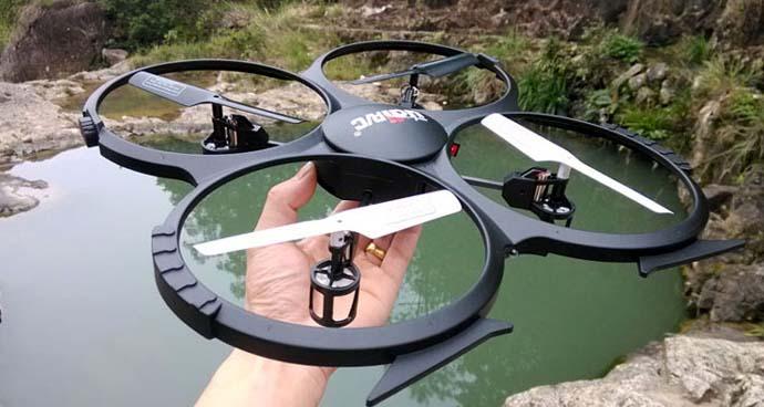 Drone Selfie Tebaik - UDI U818A