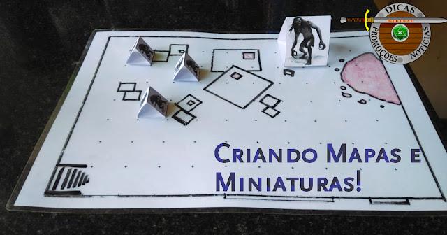 Mapas e Grids para RPG