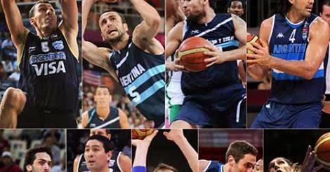 Ανάλυση ομάδος μπάσκετ Αργεντινής / World Cup