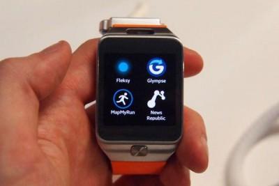 Samsung Gear Kini Didukung 1000 Aplikasi OS Tizen